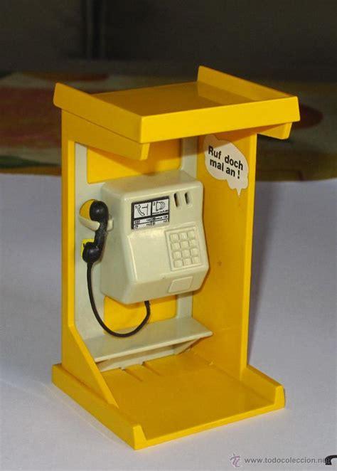 cabina de telefono de playmobil   Comprar Playmobil en ...