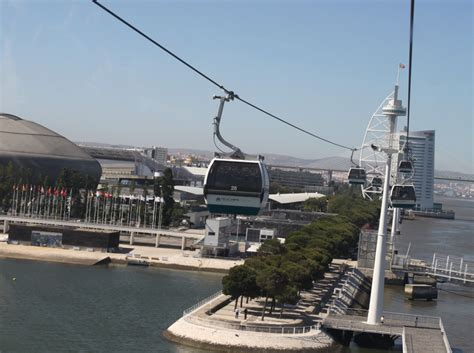 Cable car  Telecabine    Guide to Lisbon