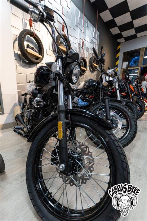 CABRASBIKE – Tu tiendas de motos en Canarias
