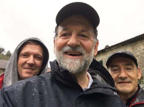 Cachondeo con el selfie de Mariano Rajoy para empezar el año