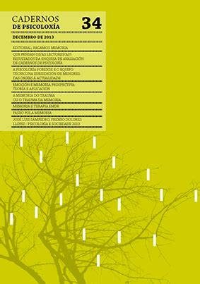 Cadernos de Psicoloxía | Colexio Oficial de Psicoloxía de ...