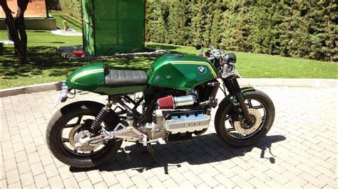 Cafe Racer BMW K100   Mulafest 2014   YouTube
