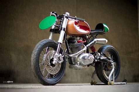 Cafe Racer Kids: Ducati 125 TS Radical F3