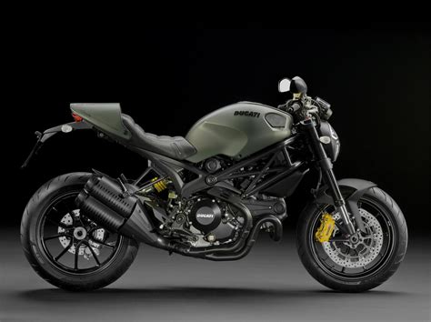 Cafe Racer Special: Ducati Monster by Diesel