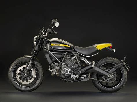Cafe Racer Special: Ducati Scrambler Full Throttle