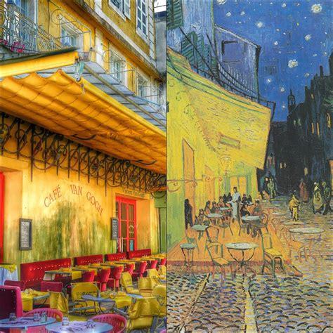 Cafe Van Gogh in Arles, France | The Roaming Boomers