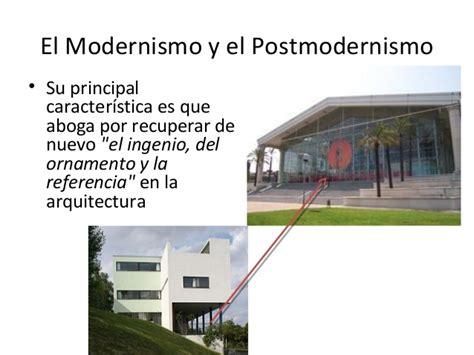 Caida del modernismo