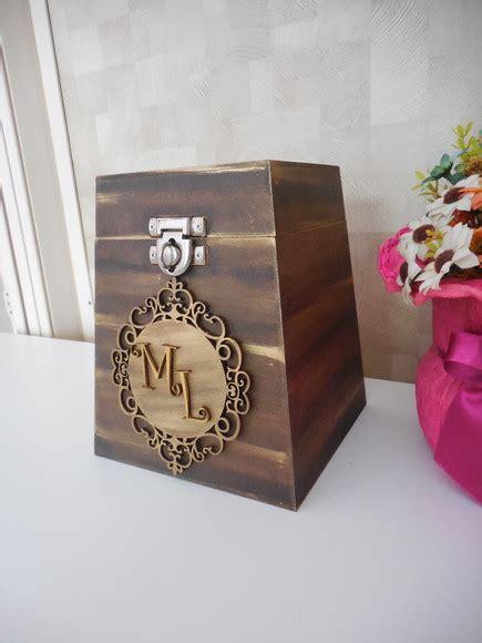 Caixa cofre para noivos hora da gravata no Elo7 | Ateliê ...