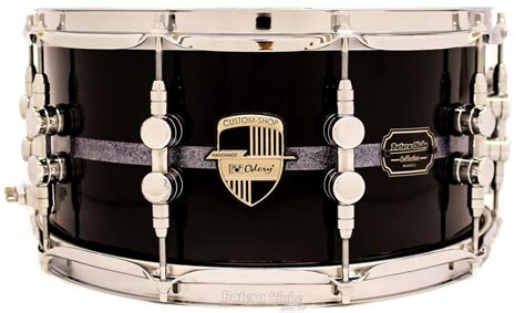 Caixa Odery Custom Shop Limited Batera Clube Collection ...