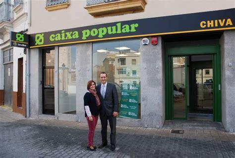 Caixa Popular abre una nueva oficina en Chiva   Valencia Plaza