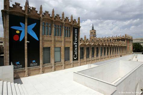 CaixaForum Barcelona. Exposiciones y horarios