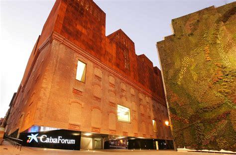CaixaForum Madrid horarios y exposiciones