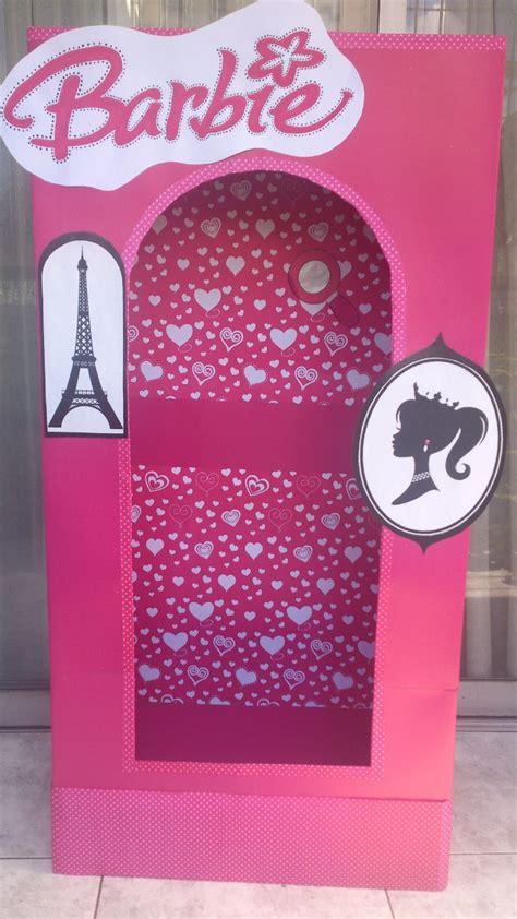 Caja Barbie Paris Para Fotos Caja Regalos Bomberos Y ...