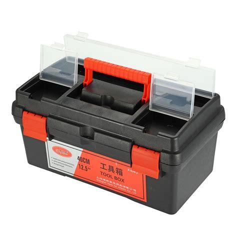 Caja de almacenaje de herramientas 16 pulgadas trabajo ...