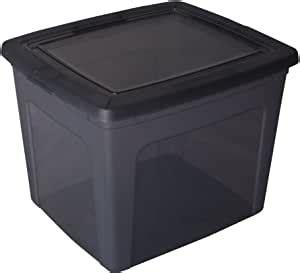 Caja de almacenamiento, caja de almacenaje, caja plastico ...