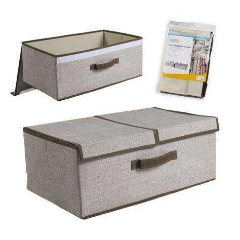 Caja de almacenamiento con tapa doble abatible y asa ...