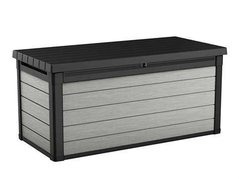 Caja de almacenamiento exterior: ¿qué modelo elegir ...