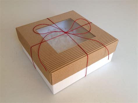 Caja De Cartón Para Chocolates Té Cupcakes Galletas ...