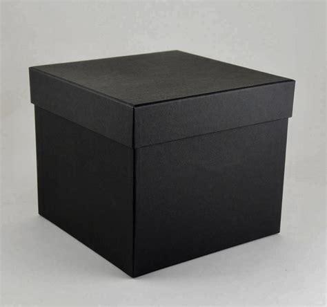 Caja De Cartón Rígido Para Flores Blanca O Negra  50 ...