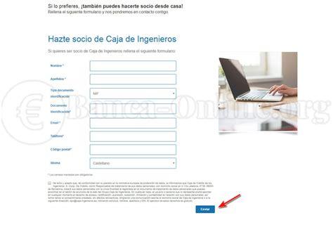 Caja de Ingenieros   Banca Online