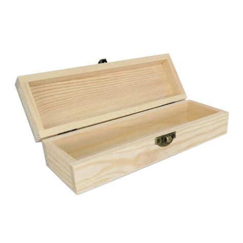 Caja de Madera 20*7 cm para regalo. Caja de madera para ...