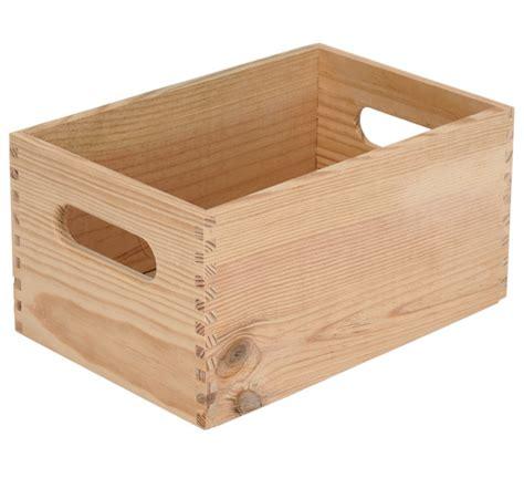 Caja de madera BASIC Ref. 13909154   Leroy Merlin