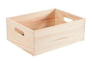 Caja de madera de 15x40x30 cm y capacidad de 18L · LEROY ...
