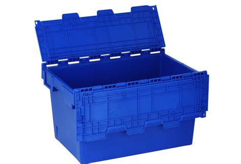 Caja de plástico Tayg EURO CAJA 6434 Ref. 15199835   Leroy ...