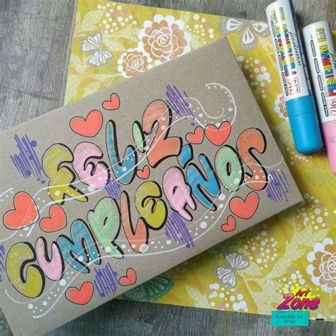 Caja decorada | Carteleras de feliz cumpleaños, Feliz ...
