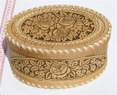 Caja decorativa de madera, Artesanias del Mundo