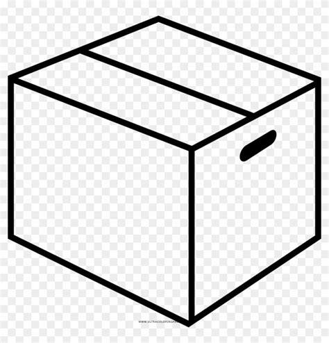 Caja Dibujo Png   Dibujo De Caja, Transparent Png ...