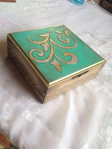 Caja madera  con imágenes    Manualidades, Cajas ...