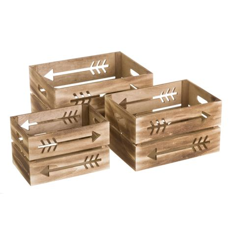 Caja madera de fruta | LOLA Home