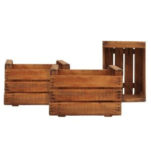 caja madera vintage barata   tienda on line de cajas ...