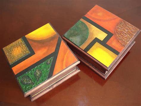 CAJA PARA SERVILLETAS Martha Dolly | Cajas pintadas, Cajas ...