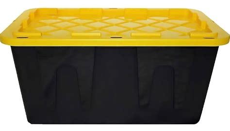 Caja Plástico Almacenamiento Profesional 102 Lt Envío ...
