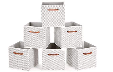 Cajas De Almacenaje Bonitas Con Tapa