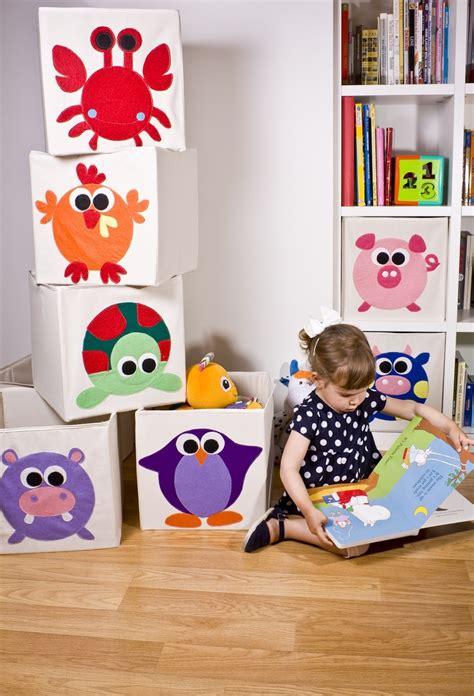 Cajas de almacenaje para juguetes Keeddo