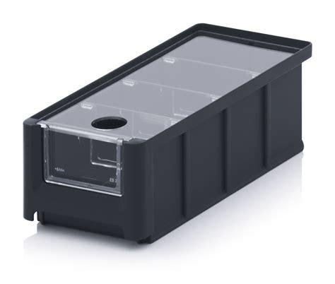 Cajas de almacenaje visualizables ESD   BoxxiPack