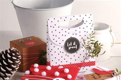 Cajas de cartón para regalos de Navidad   Ideas para ...