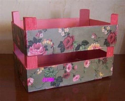 Cajas de Fresas  pág. 13  | Hacer bricolaje es facilisimo ...