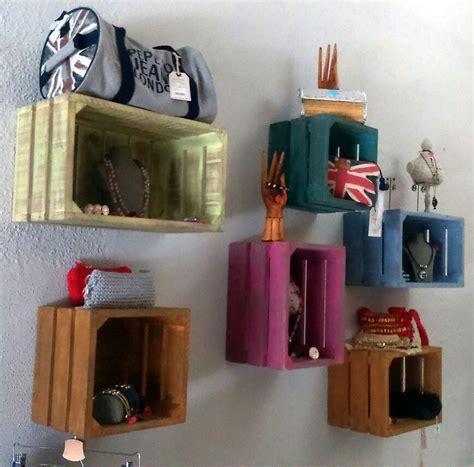 Cajas de Fruta. Cajas de Madera. Muebles para tiendas ...