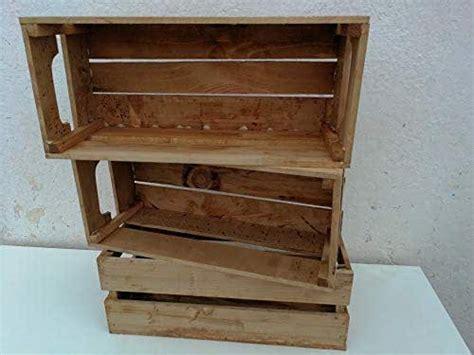 Cajas de madera 50 * 22 * 18 de alto: Amazon.es: Handmade