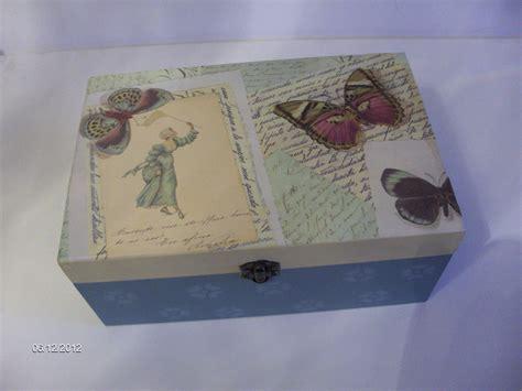 cajas de madera decoradas   | Cajas de madera, Cajas de ...