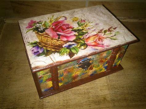 cajas de madera decoradas   facilisimo.com
