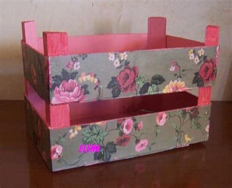 cajas de madera grandes decoradas   Buscar con Google ...