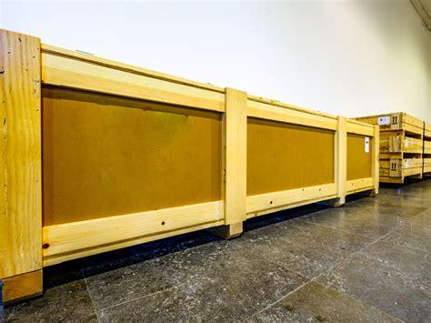 Cajas de madera grandes para equipos y maquinaria ...