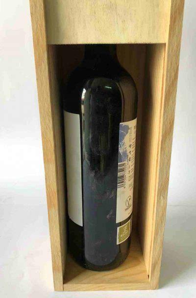 Cajas de madera para botellas de vino [BARATAS]