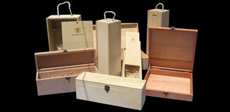 Cajas de madera para vinos Envases de madera Artículos ...