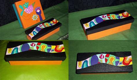 Cajas de madera pintadas a mano   Imagui